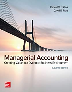 Best managerial accounting mcgraw hill Reviews