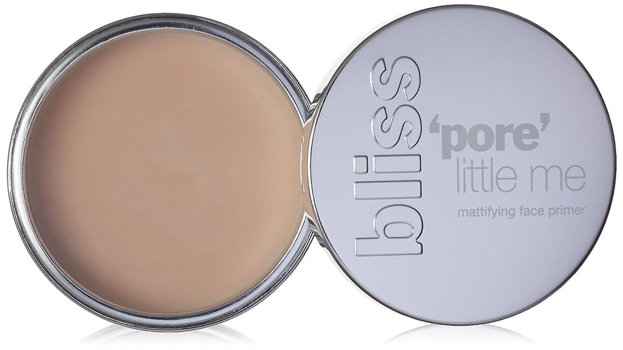 ブラスト進行中オプショナルブリス 'Pore' Little Me Mattifying Face Primer 14g/0.5oz並行輸入品