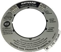 Hayward SPX0714G Multiport Label for SP0714T
