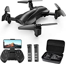 Holy Stone HS165 GPS FPV Drones with 2K HD Camera for Adults, Foldable Drone for Beginners with...
