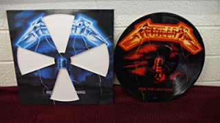 Ride the Lightning (Picture Disc)