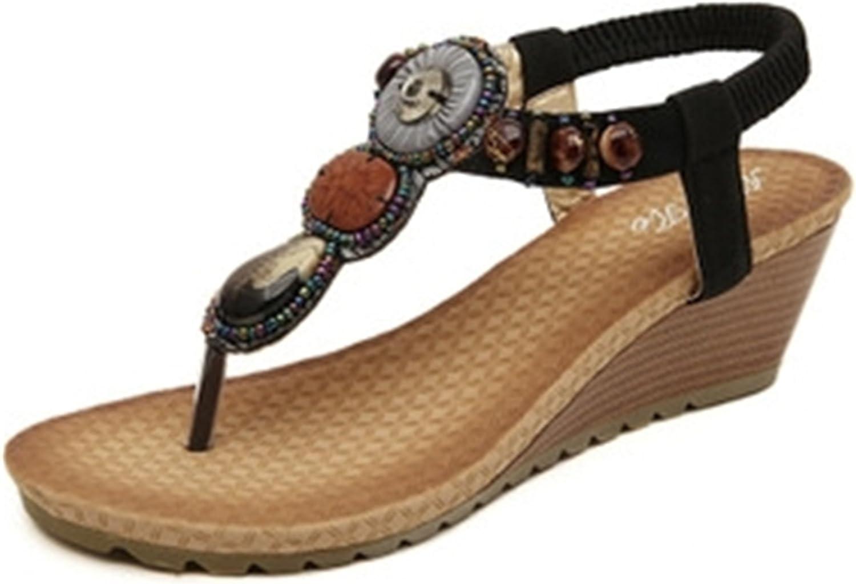 Robert Westbrook Women Sandals Summer Vintage Rhinestone Woman Flip Flops Beach Women shoes Xwz415