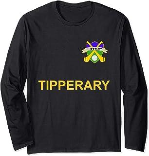 Tipperary GAA Long Sleeve Jersey Shirt