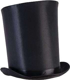 Forum Novelties Inc - Satin (White) Adult Top Hat