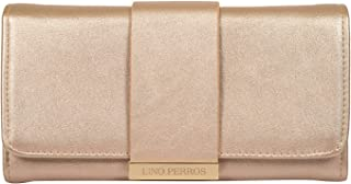 Lino Perros Women's Wallet (Gold)