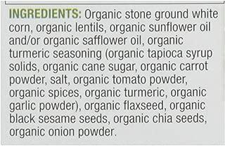 RW Garcia - Artisan Crackers (5.5 Oz) - Lentil & Turmeric - Gluten Free