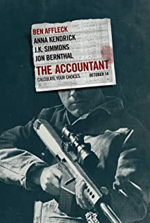 Best the accountant movie poster Reviews