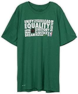 Semi Ojeleye Boston Celtics Player-Worn #37 Green