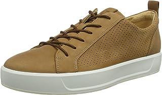 ECCO 男士 Soft 8 系带运动鞋