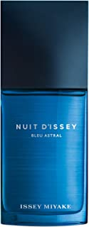 Issey Miyake Nuit D'Issey Blue Astral Eau de Toilette Spray for Men, 4.2 Ounce