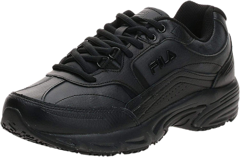 Fila Women's Memory Workshift Wh OFFicial store Regular store Cross-Training White Shoe