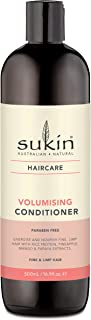 Sukin - Volumising Conditoner for Fine & Limp Hair (500ml)