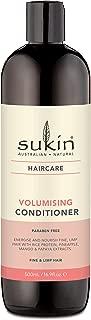 Sukin - Volumising Conditoner for Fine & Limp Hair (500ml)