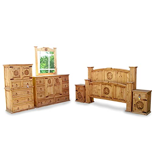 Pine Bedroom Furniture: Amazon.com
