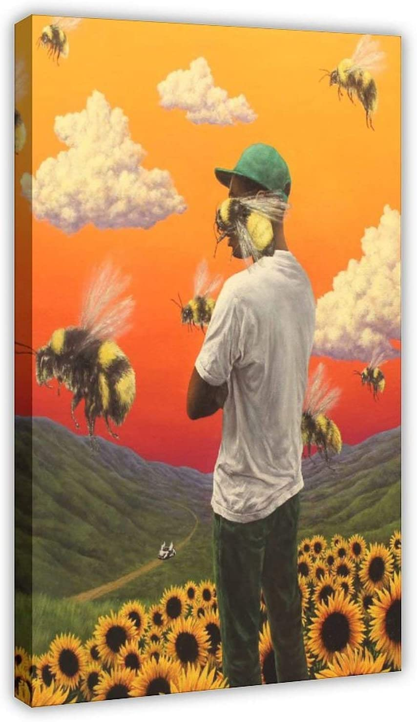 Taylor Gregory Okonma Best Rap Artist shop Canvas 35% OFF Poster Wall Poster4