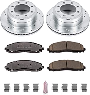 Power Stop K6407-36 Z36 Truck & Tow Rear Brake Kit