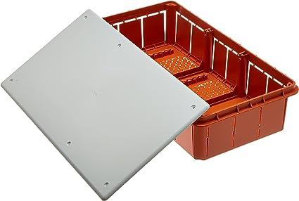 Coperchio cassetta scatola derivazione da incasso 198x153