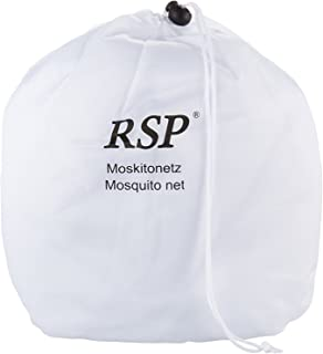 RSP Travel XXL - Mosquitera para Camas de Matrimonio o Individuales Blanco Blanco Talla:0.60 x 2.5 x 12.5 m