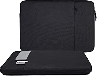 13-13.3 Inch Laptop Tablet Sleeve Case Fit Dell XPS 13 7390 9380/Dell Inspiron 13 7000/Dell Latitude 13,Surface Book 2/Surface Laptop 3,Asus Chromebook 13.3/MacBook Air 13 A1932(Black)