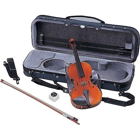 ヤマハ YAMAHA Braviol ブラビオール バイオリンセット V7SG SIZE 4/4 入念な手作業による手工製品 軽量ケースと、弓、松脂をセット