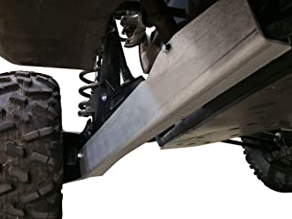 2018 Can-Am Maverick X3 X RS 2-Piece Rear Trailing Arm & Shock Guard By Ricochet 936AR