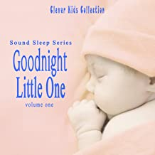 Sound Sleep Series: Goodnight Little One (Clever Kids Collection), Vol. 1