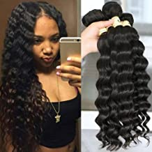 QTHAIR 10A Peruvian Loose Deep Wave Hair(14