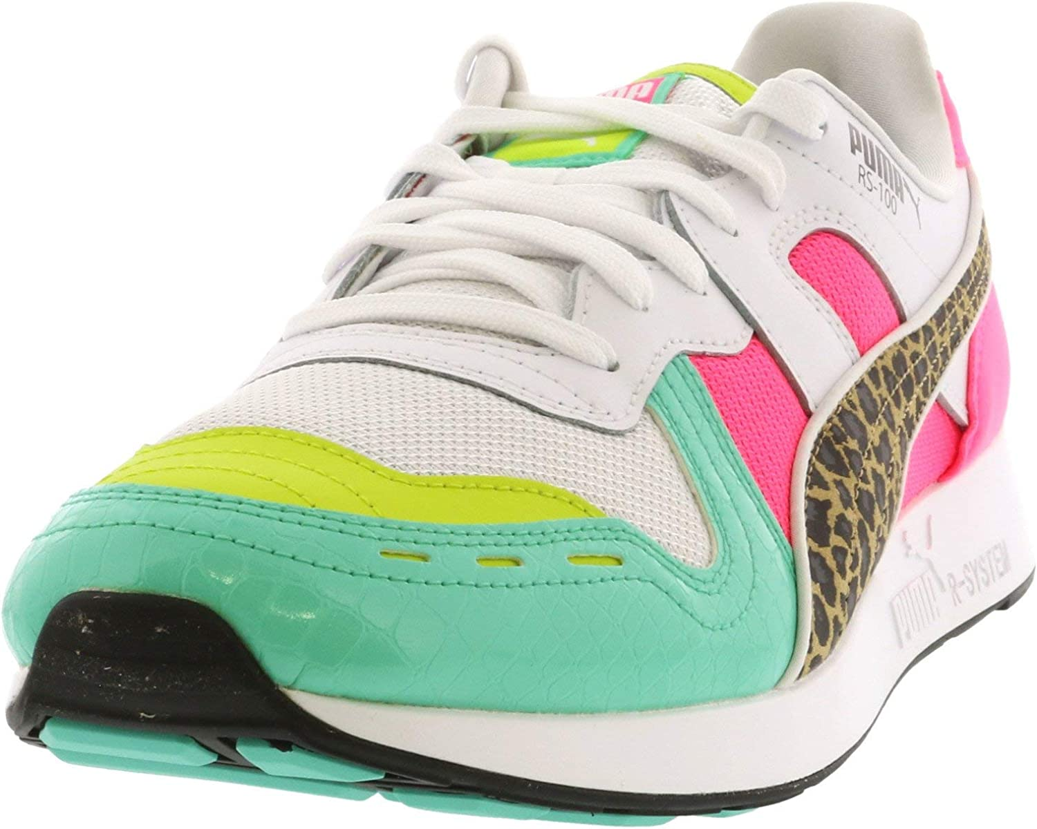 Jacksonville Mall PUMA mens Rs-100 Party Lace Croc Sale Special Price Sneakers Up