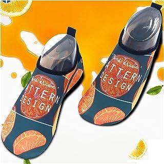 SHENGWEI Unisex Zwemschoenen Water Schoenen Rubber Sole Beach Sokken Skin-slip, Antislip En Cut-proof Barefoot Schoenen