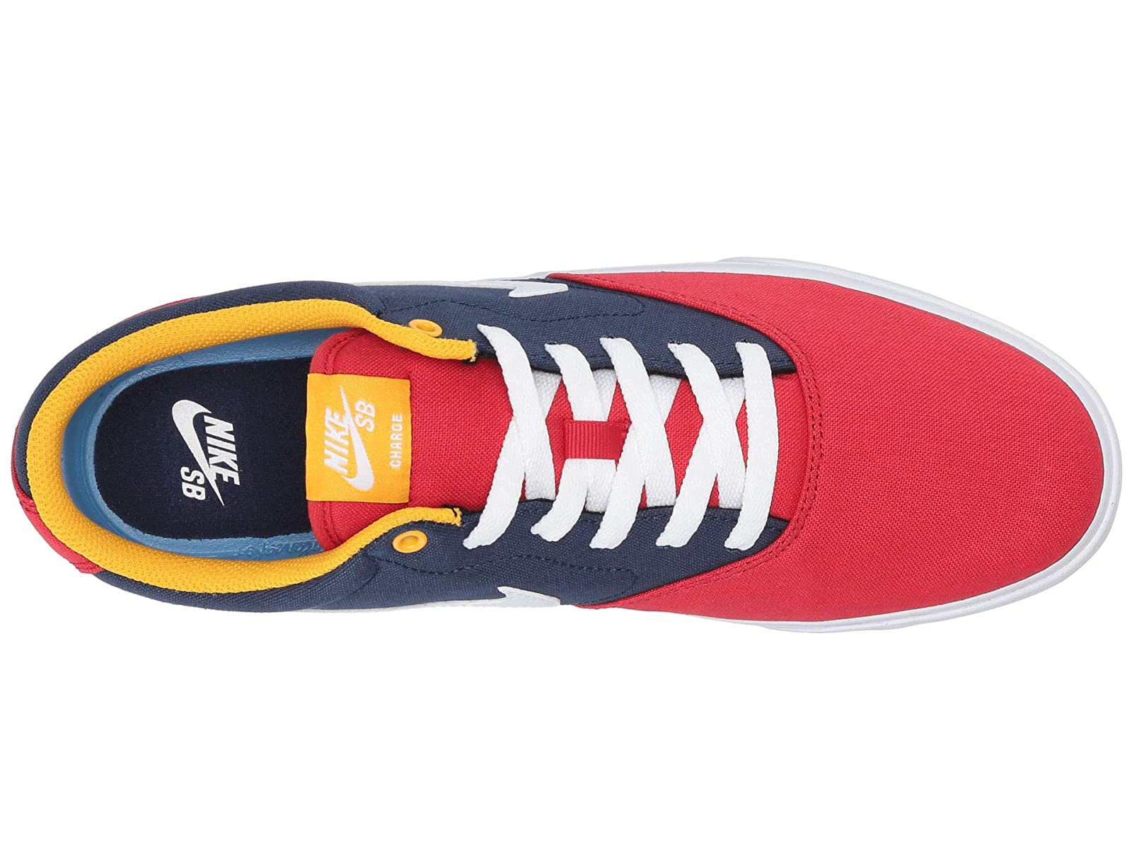 Shoes Solarsoft Man's Canvas Details about SB Nike SneakersAthletic Charge 345LjARq