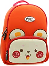 Kids Bag, PP Picador Children Shoulder Bag Diaper Bag Waterproof Cute Pattern Cartoon Backpack for Kids, Boys, Girls, Toddlers, Age 10 and under (Red Cartoon)