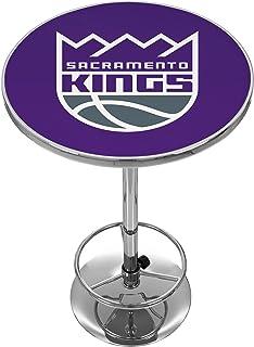 NBA Sacramento Kings Chrome Pub Table