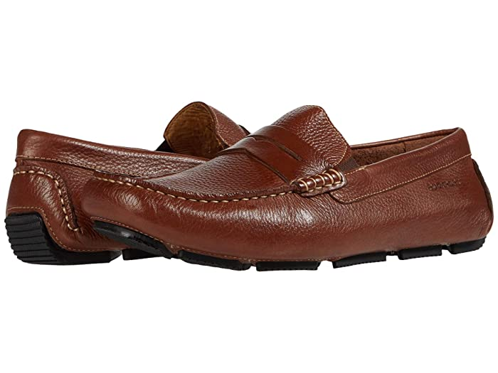 Rockport  Rhyder Penny (Mahogany) Mens Shoes