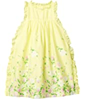 Ruffle Trim Dress (Toddler/Little Kids/Big Kids)
