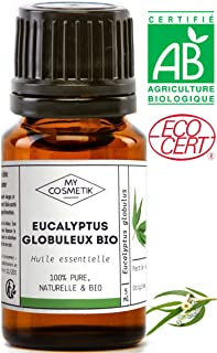 Ätherisches Öl von globulären Eukalyptus organisch - MyCosmetik - 10 ml
