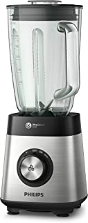 Philips ProBlend 5000 Series For Blending Smoothies/Hot Soup/Steamed Vegetables, Includes Blender Cup And 2L Pitcher, 1000...