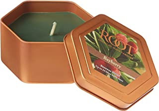 Root Legacy Travel Tin Beeswax Candle, Bayberry, Bay Berry