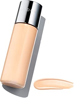 Sheer Coverage Glow Tint Foundation. Coconut for Natural, Dewy Very Light Ivory Glow – UNDONE BEAUTY Unfoundation Glow Tint. Enhances Face Shape, Cheeks & Jawline. Vegan & Cruelty Free.PORCELAIN LIGHT