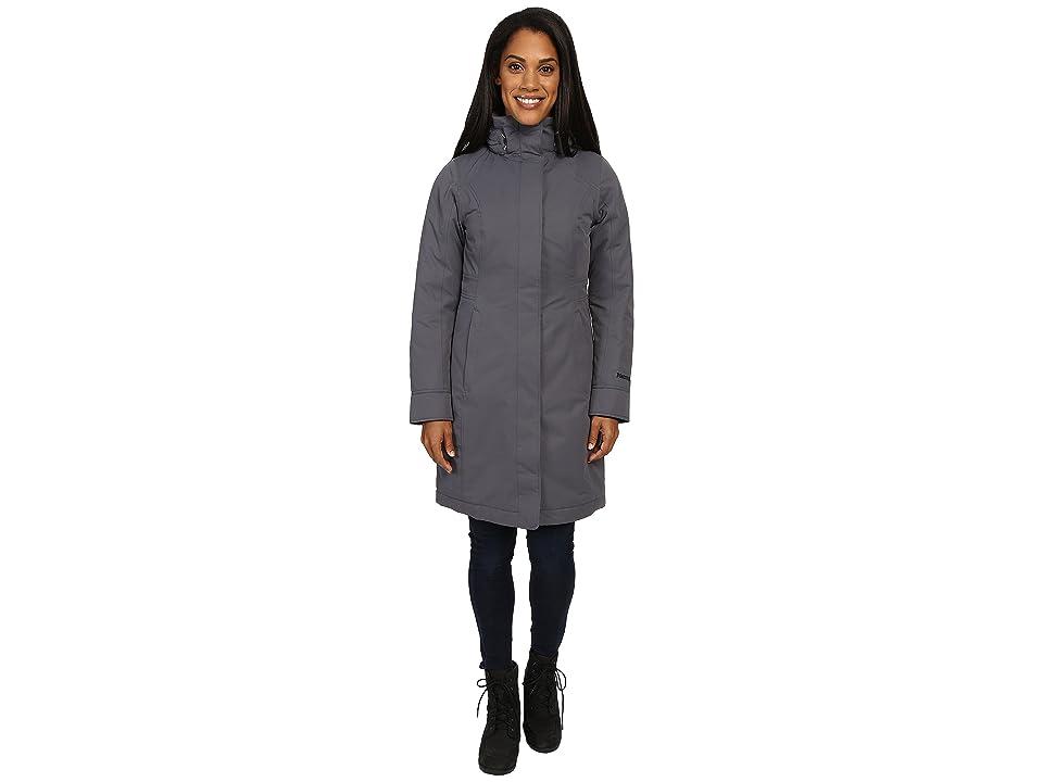 Marmot Chelsea Coat (Steel Onyx) Women