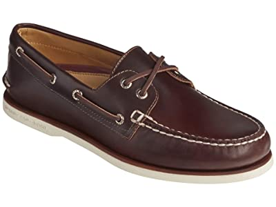 Sperry Gold Cup A/O 2-Eye Orleans (Amaretto) Men