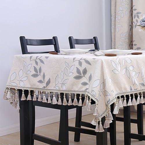 punto de venta Bbdsj High-end mesa tela,Mantel de casa,Rectángulo rojoondo mantel mantel mantel Chenille del paño Paño de la mesa de té del Cuadrados manteles 2 clase de estilo-A 140x180cm(55x71inch)  Entrega directa y rápida de fábrica