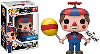 Funko Pop! Games: Five Nights at Freddy's - Balloon Boy Exclusive Vinyl Figure (Bundled with Pop BOX PROTECTOR CASE)