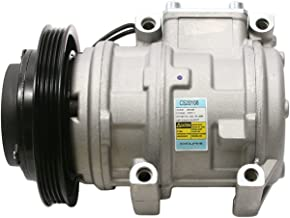 Delphi CS20108 10S17 New Air Conditioning Compressor