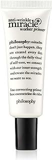 Philosophy Anti-Wrinkle Miracle Worker Primer Plus Line-Correcting Primer, 27 ml