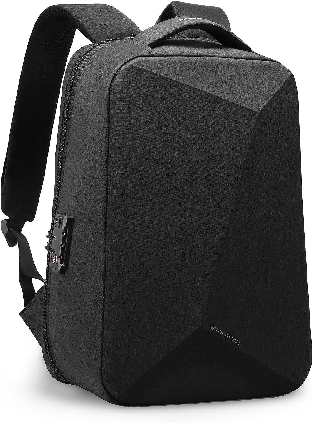 Mark ryden Anti Theft Waterproof Backpack Laptop Backpack 15.6 i