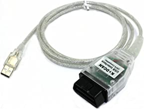 JahyShow for BMW INPA/Ediabas K+DCAN USB Interface OBDII OBD2 Car Diagnostic Tool Cable