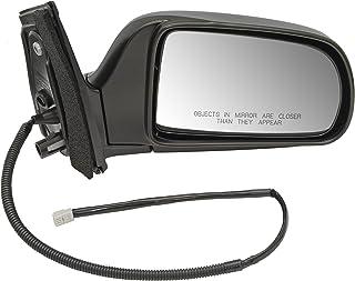 Dorman 955-1444 Passenger Side Power Door Mirror - Folding for Select Toyota Models, Black