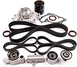 ECCPP Timing Belt W/Water Pump Kit For Toyota Highlander Lexus ES300 V6 3.0 3.3L