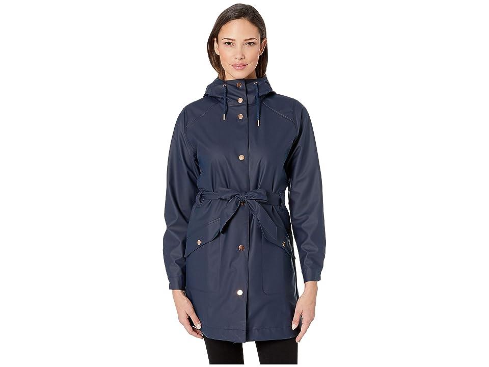 Helly Hansen Kirkwall II Raincoat (Navy) Women