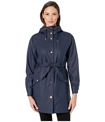 Helly Hansen Kirkwall II Raincoat (Navy) Women